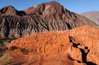 purmamarca nord ouest argentine