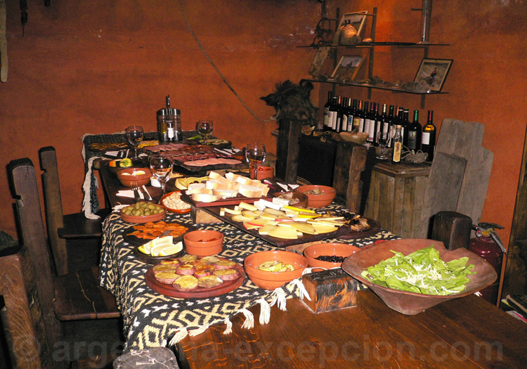 Que manger à El Calafate