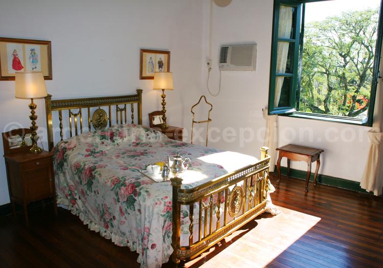 Grande Chambre, Estancia Santa Cecilia