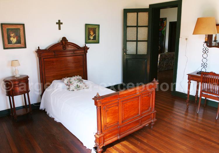 Chambre Maria, Estancia Santa Cecilia