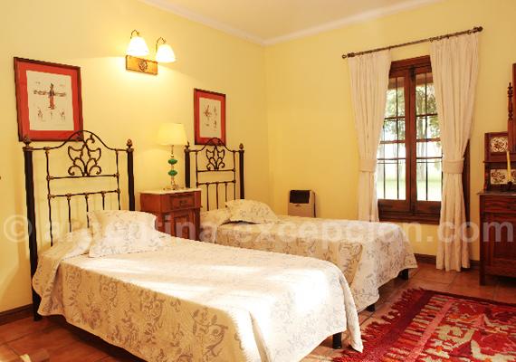 Chambre double, Estancia Santa Maria