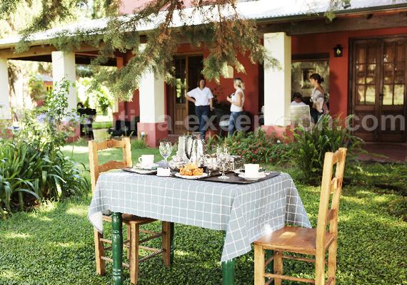Jardin, Estancia Santa Maria