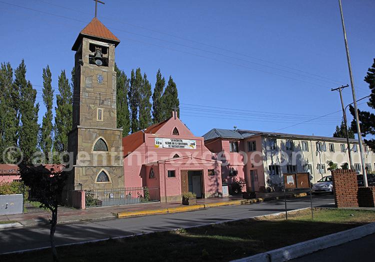 Ville de Perito Moreno, Santa Cruz