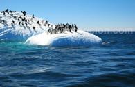 Paísaje Antártida