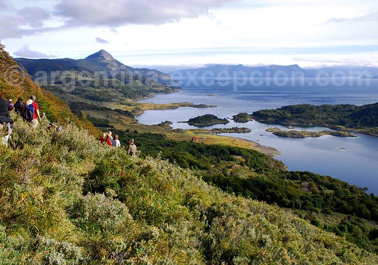 Baie de Wulaia, Patagonie