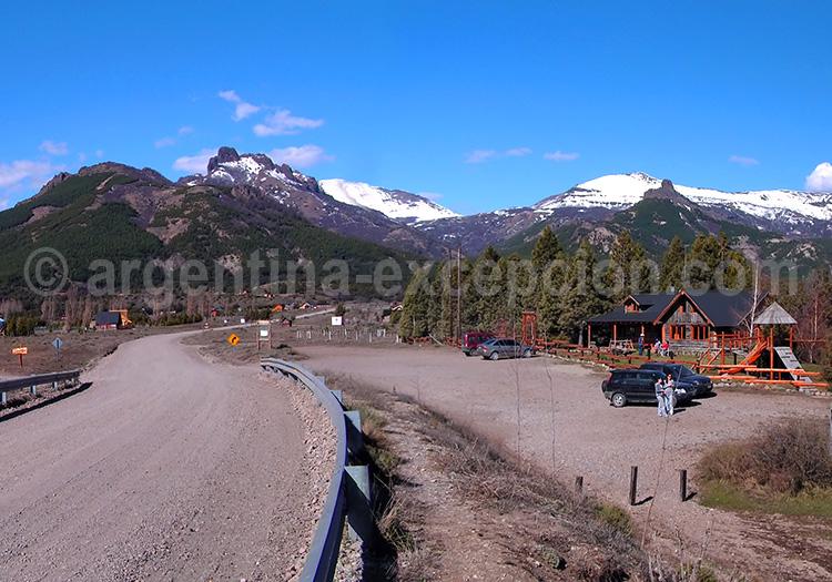 Bariloche, Patagonie