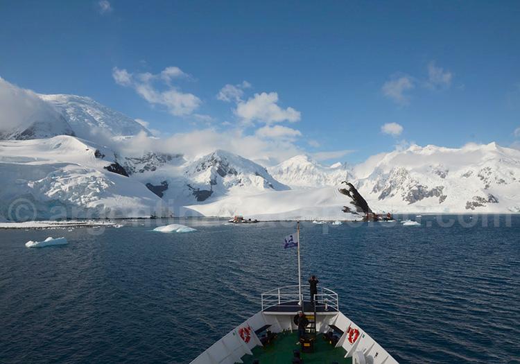 base argentine antarctique
