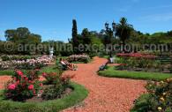 Jardín del Rosedal, Buenos Aires