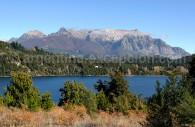 Bras Campanario du lac Nahuel Huapi