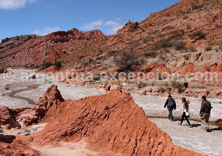 Canyon d'Acsibi, Seclantas