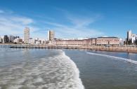 Casino de Mar del Plata, plage Bristol