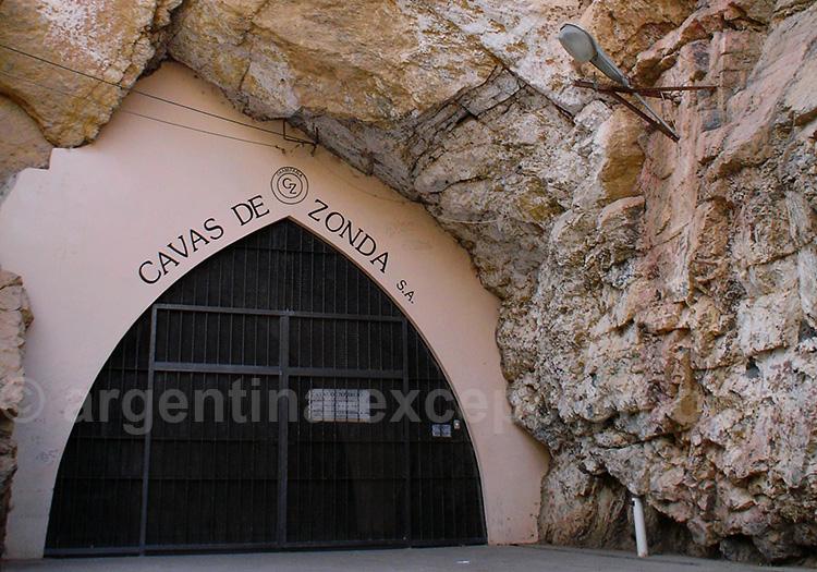 Bodega Cavas de Zonda, San Juan