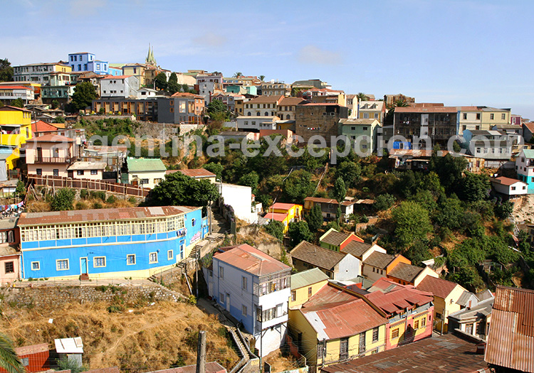 Cerro Concepción, Valparaiso