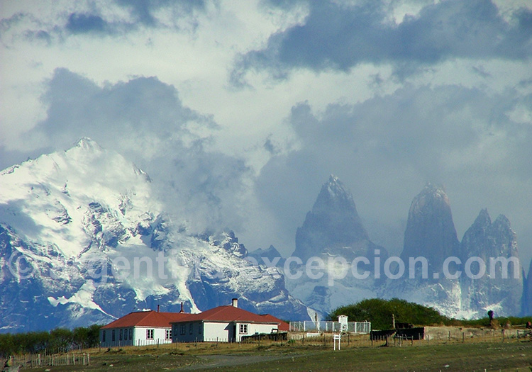 Estancia Cerro Guido, Torres del Paine