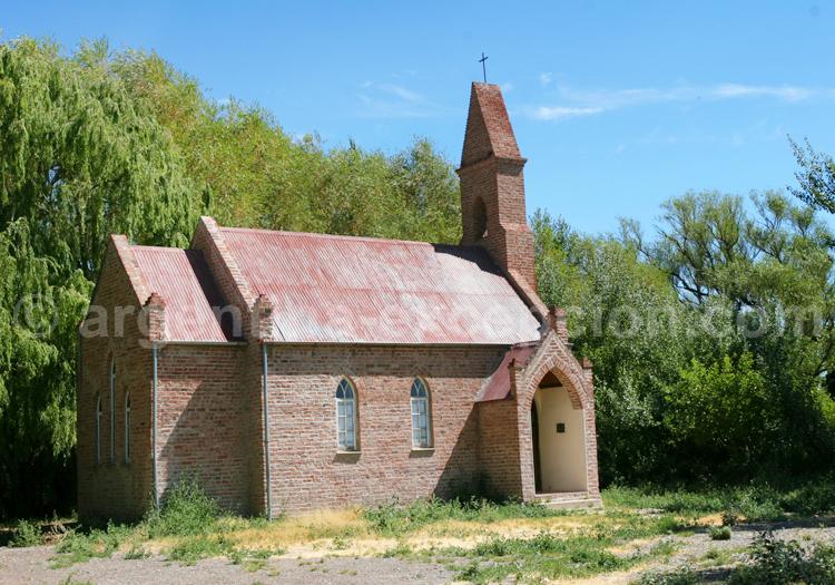 Chapelle galloise de Gaiman