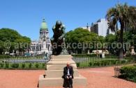 Le penseur, Congreso de Buenos Aires