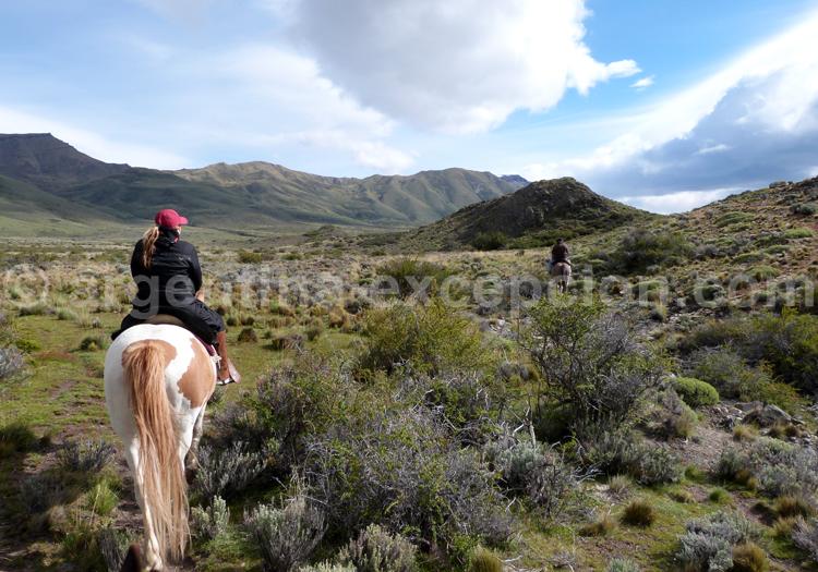 Cordon de Huyliche, Patagonie