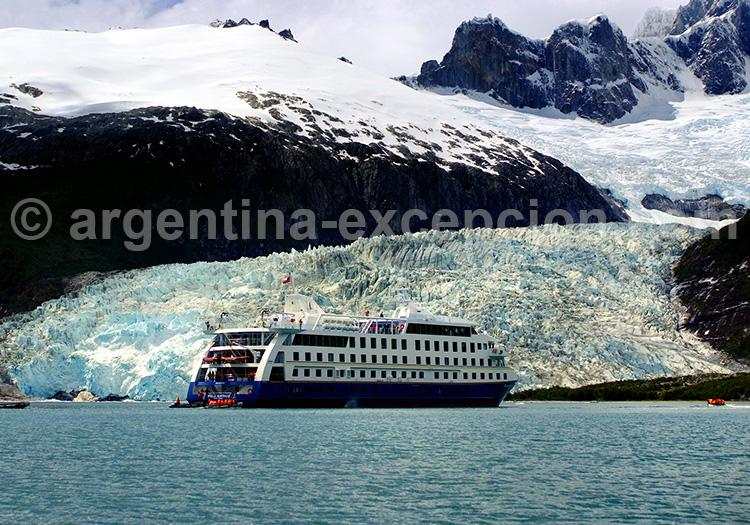 Croisière australis en Patagonie