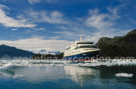 Crucero en Patagonia