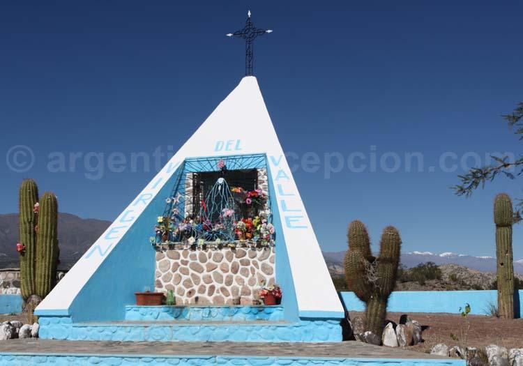 Virgen del Valle, Cafayate