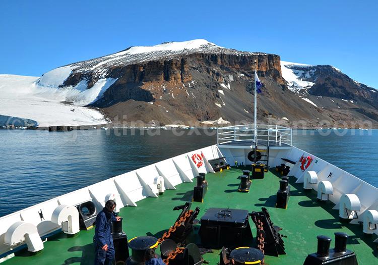 decouverte antarctique