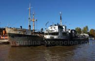 Barcos del Delta de Paraná