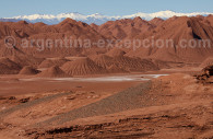 Desierto del laberinto, Salta
