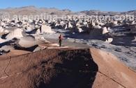 Campo de Piedra Pomez, El Peñon