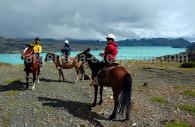 Torres del Paine a caballo