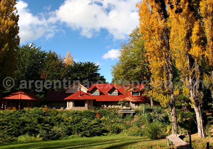 Estancia Tipiliuke, Patagonie