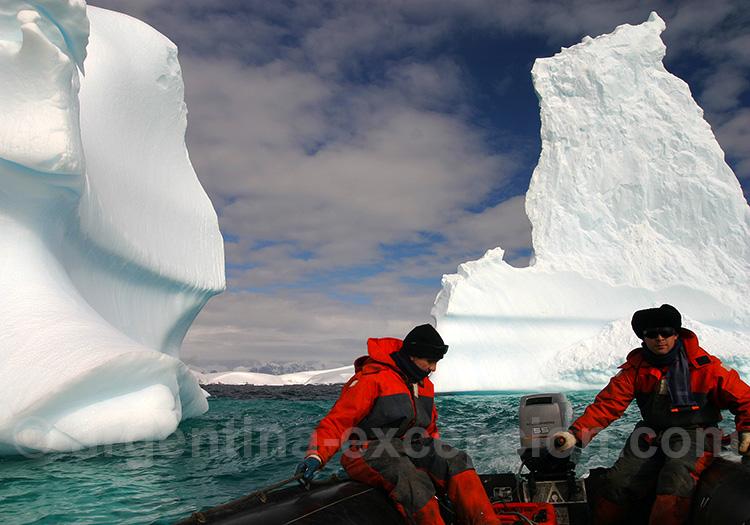 excursion antarctique