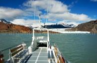 Lac et glacier Viedma