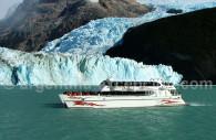 Lac Argentino et glaciers