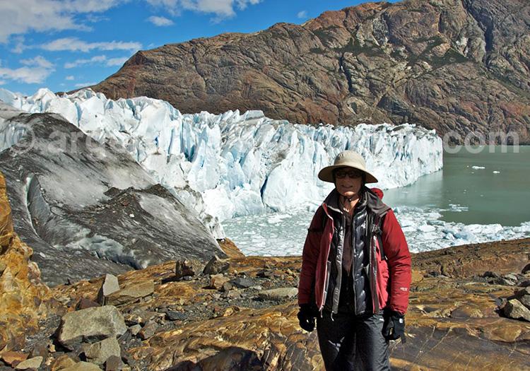 Excursion au glacier Viedma