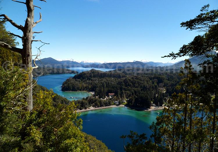 Villa La Angostura, Route des 7 Lacs