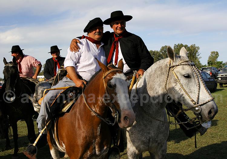 Fête à Puerto Madryn
