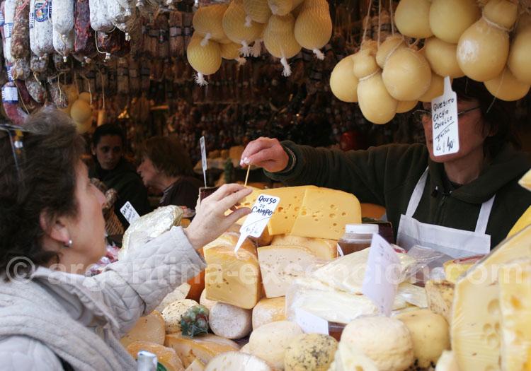 Les fromages de Suipacha