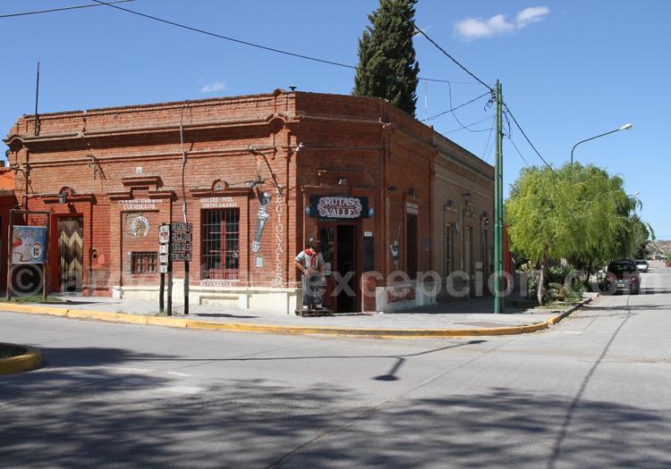 Gaiman, Chubut, Patagonie