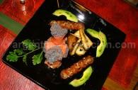 Assiette de truite, La Estepa