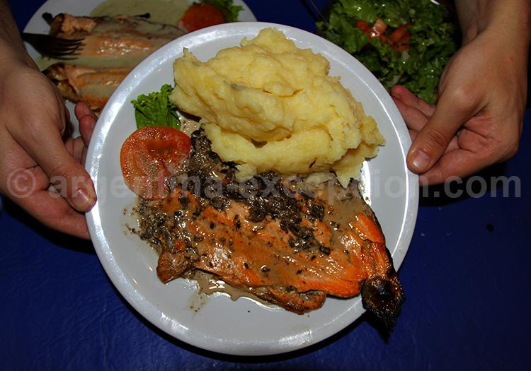 Gastronomie de Esquel
