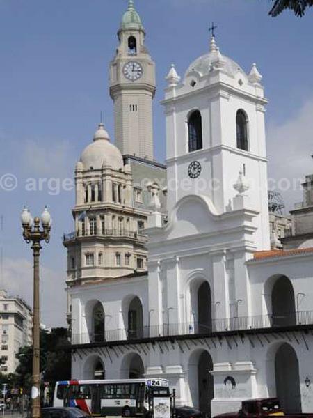 Le Cabildo, Plaza de Mayo, Buenos Aires