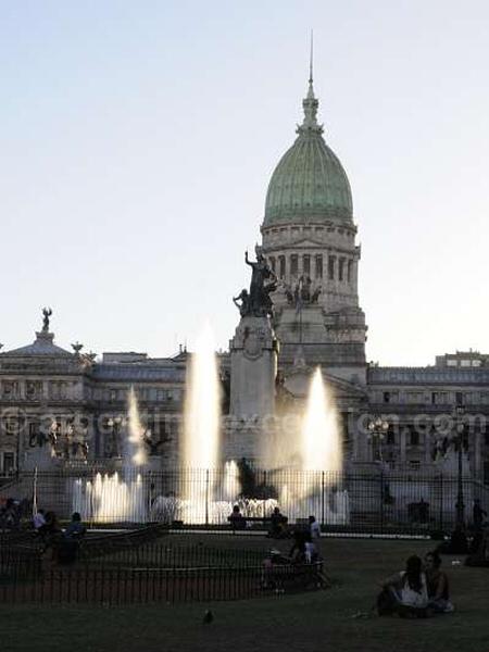 Le Congreso, Buenos Aires
