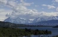 Dans le parc Torres del paine, Chili