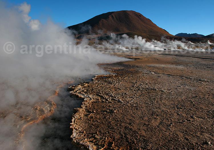 Geysers du Tatio, Atacama