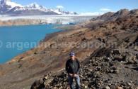 Trek autour du glacier Upsala, Patagonie