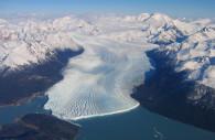 Campo de hielo patagonico