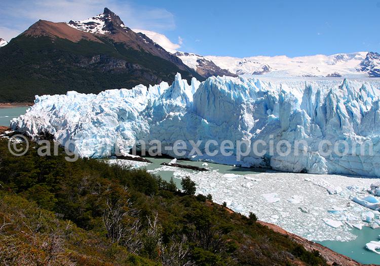 Glacier Perito Moreno, El Calafate