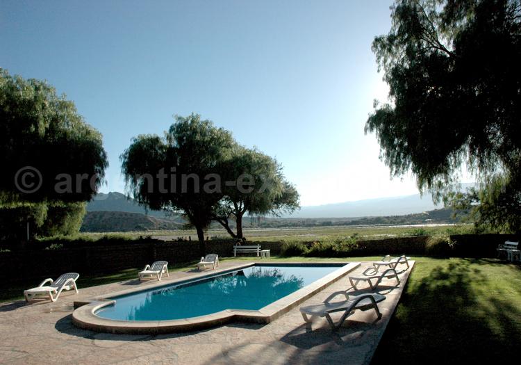 Hacienda Los Molinos Molinos Salta Argentina