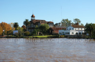 Le delta du Parana