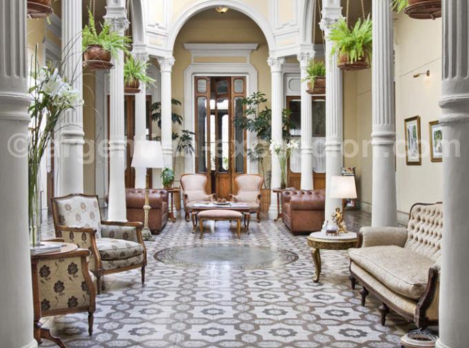 Hôtel del Casco, Tigre